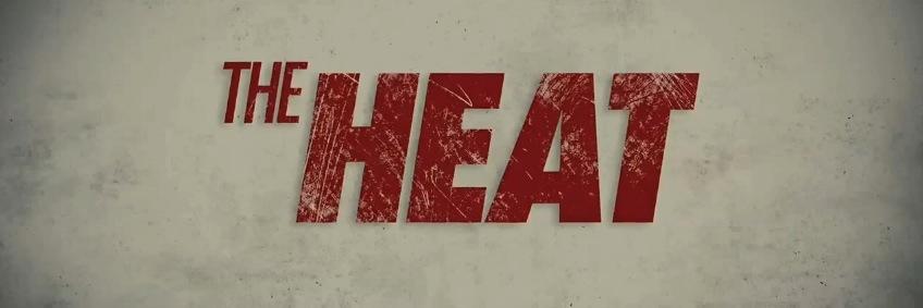 The Heat Title 2013 Movie Logo