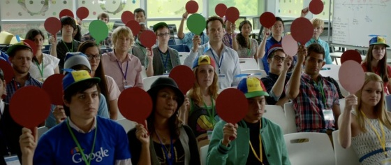 The Internship 2013 Movie Trailer Google Orientation