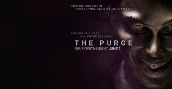 The Purge 2013 Movie Review
