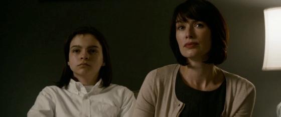 The Purge Movie Trailer Screenshot Max and Lena