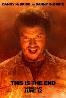 This Is The End 2013 Movie Character Poster Danny McBride