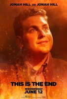 This Is The End 2013 Movie Character Poster Jonah Hill