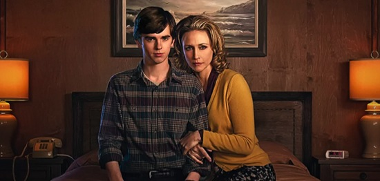 A&E's 'Bates Motel' Checks In at Comic-Con 2013