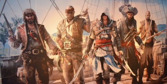Assassin's Creed 4: Black Flag Crew
