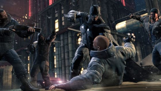Batman Arkham Origins Gameplay First Impressions