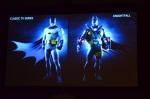 Batman Arkham Origins Knightfall and Classic TV Skins