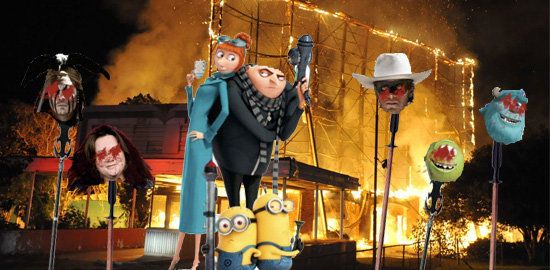 Box Office Aftermath Despicable Me 2