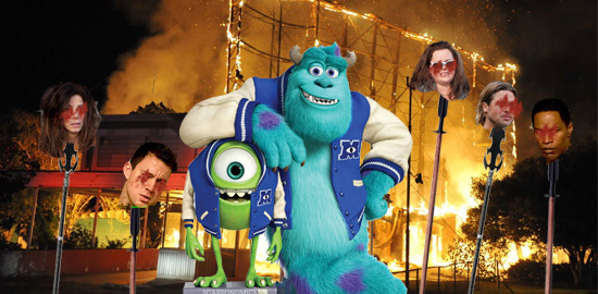 Box Office Aftermath Monsters University Pixar