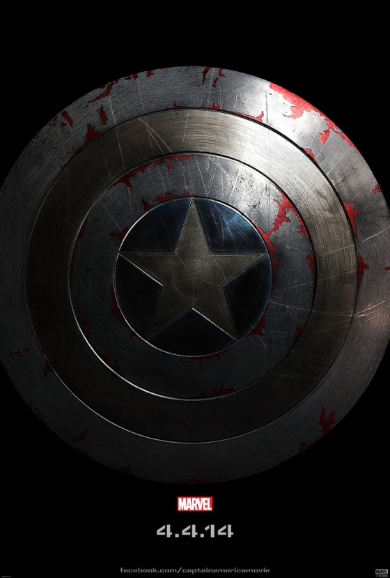 Captain America The Winter Solider Teaser Poster