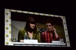 Comic-Con 2013 Divergent Panel Recap Amy Newbold and Miles Teller