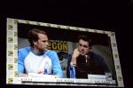 Comic-Con 2013 Divergent Panel Recap Ben Lamb and Christian Madsen