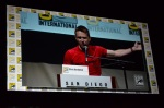 Comic-Con 2013 Divergent Panel Recap Chris Hardwick