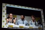 Comic-Con 2013 Divergent Panel Recap Maggie Q Mekhi Phifer Ansel Elgort