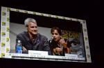 Comic-Con 2013 Divergent Panel Recap Neil Burger and Zoe Kravitz