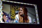 Comic-Con 2013 Divergent Panel Recap Shailene Woodley