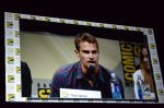 Comic-Con 2013 Divergent Panel Recap Theo James