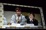 Comic-Con 2013 Divergent Panel Recap Vansel Elgort Veronica Roth