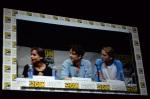 Comic-Con 2013 Divergent Panel Recap Zoe Kravitz Ben Lamb Ben Lloyd-Hughes