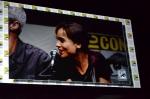 Comic-Con 2013 Divergent Panel Recap Zoe Kravitz