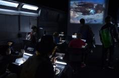 Comic-Con 2013 Ender's Game Fan Experience Battle School