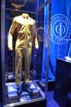 Comic-Con 2013 Ender's Game Fan Experience Bean Launchie Suit