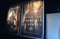 Comic-Con 2013 Ender's Game Fan Experience Posters