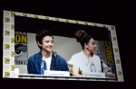 Comic-Con 2013 Enders Game Panel Asa Butterfield