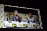 Comic-Con 2013 Enders Game Panel Gavin Hood and Roberto Orci