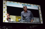 Comic-Con 2013 Enders Game Panel Harrison Ford