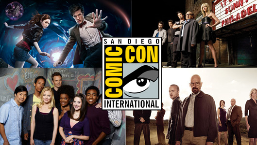 Comic-Con 2013 Sunday Panel Schedule