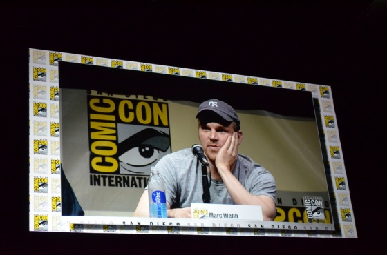 Comic-Con 2013 The Visionaries Panel Marc Webb