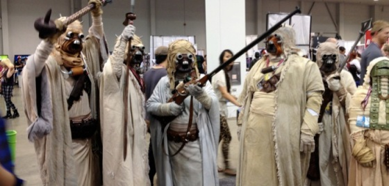 Costume Designers Guild to Honor Best Dressed at Comic-Con 2013 During Masquerade Ball