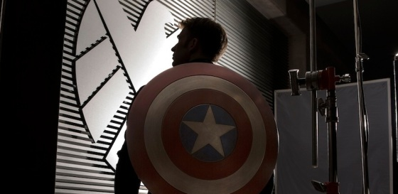 Marvel Studios Begins Production of Captain America The Winter Solider