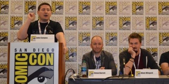 Masters of the Web Comic-Con 2013