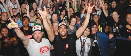 NERD HQ Party 2012 SDCC