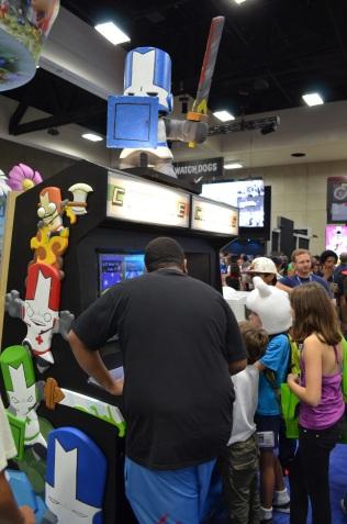 San Diego Comic Con 2013 Arcade