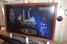 San Diego Comic-Con 2013 Assassin's Creed 4 Jackdaw Specs