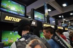 San Diego Comic Con 2013 Battleblock