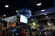 San Diego Comic Con 2013 Capcom Booth