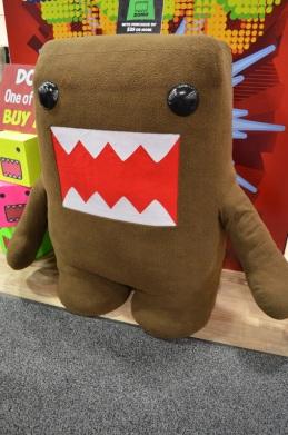 San Diego Comic Con 2013 Giant Domo Kun