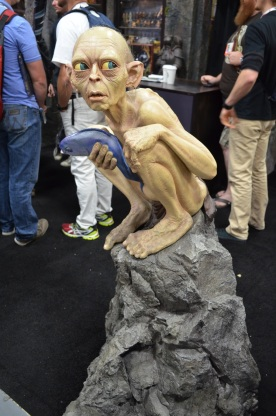 San Diego Comic Con 2013 Gollum