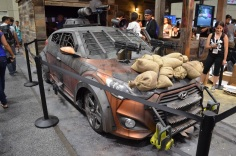 San Diego Comic Con 2013 Hyundai The Walking Dead