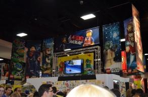 San Diego Comic Con 2013 LEGO Booth