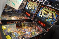 San Diego Comic Con 2013 Metallica Pinball