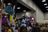 San Diego Comic Con 2013 Nickelodeon Booth Korra