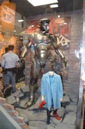 San Diego Comic Con 2013 Pacific Rim Jaeger Suit