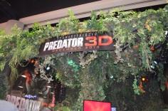 San Diego Comic Con 2013 Predator 3D