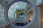 San Diego Comic Con 2013 Preview Night Banner 3
