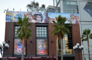 San Diego Comic Con 2013 Preview Night Sony Pictures Banners