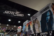 San Diego Comic Con 2013 Skybound Booth